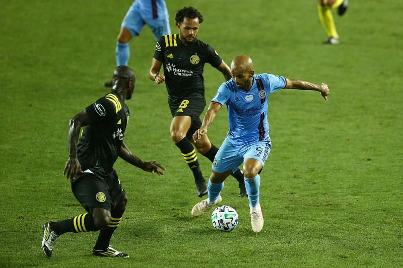 Columbus Crew take on New York City FC this weekend