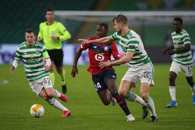Celtic v LOSC Lille: Group H - UEFA Europa League