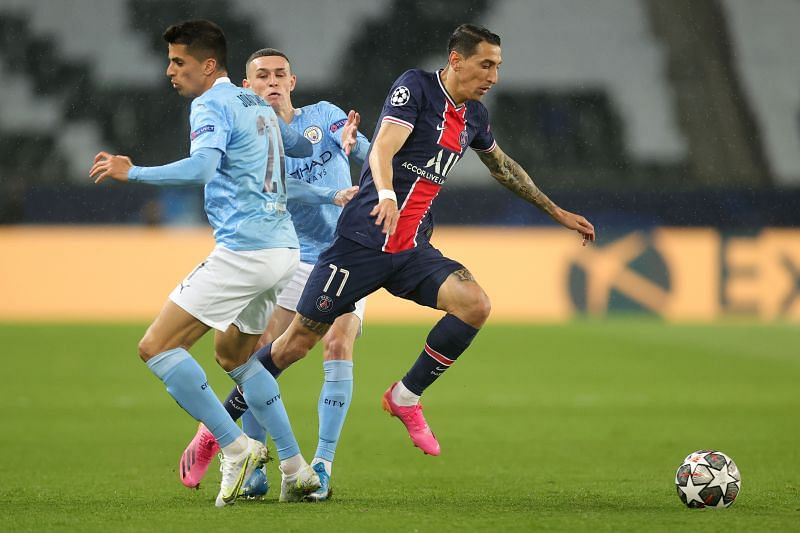 Paris Saint-Germain v Manchester City - UEFA Champions League Semi Final: Leg One