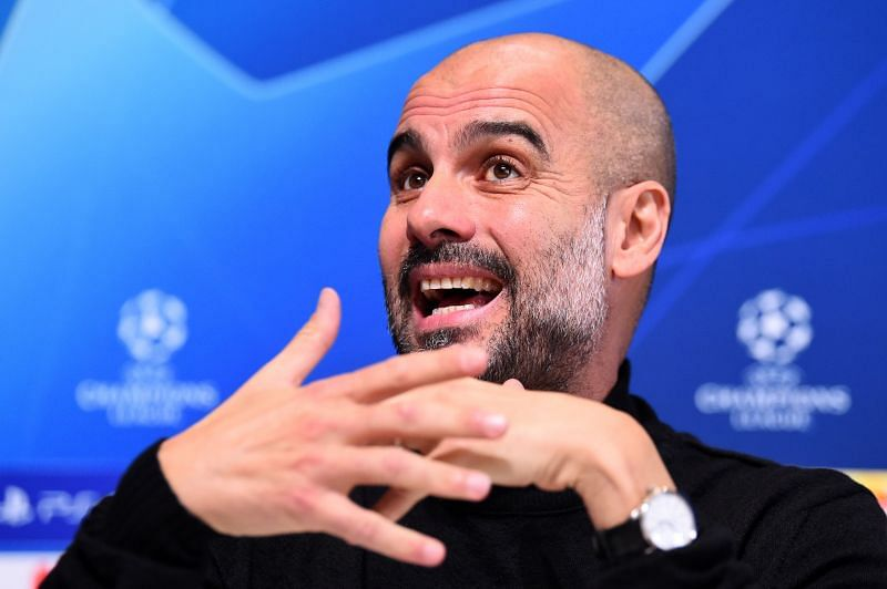 Manchester City appointed Pep Guardiola to deliver the UEFA Champions League