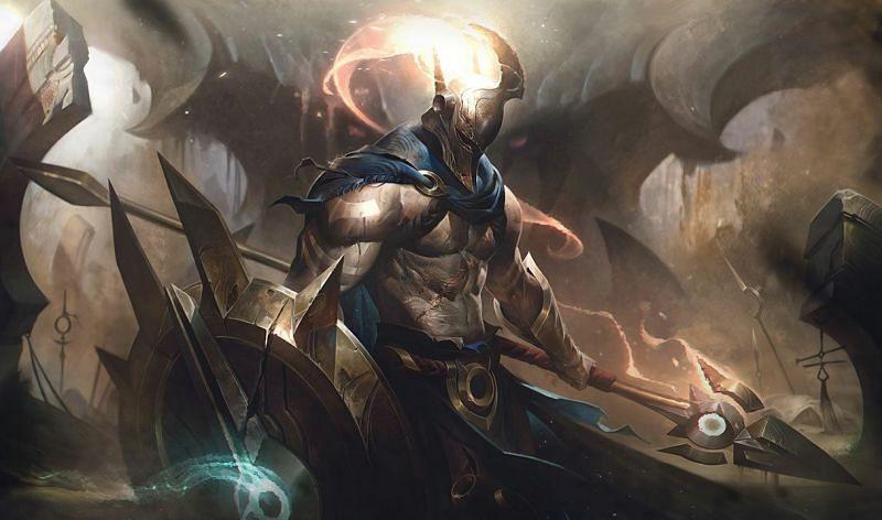 Pantheon (Image via Riot Games)