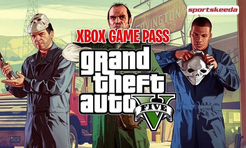 Players can enjoy GTA 5 on their Android devices using Xbox Game Pass