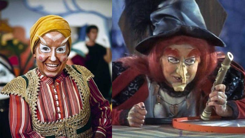 Billie Hayes as Witchiepoo /Image via IMDB, H.R. Pufnstuf