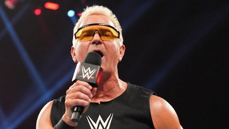 Jeff Jarrett was inducted into the WWE Hall of Fame in 2018