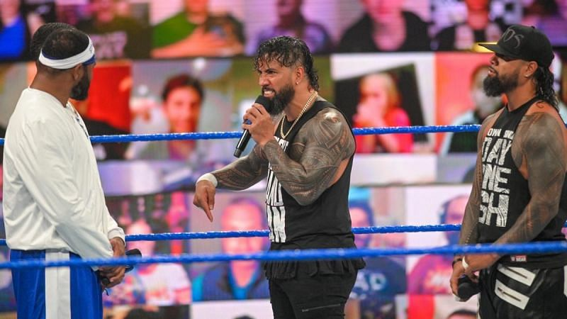 The Usos are back
