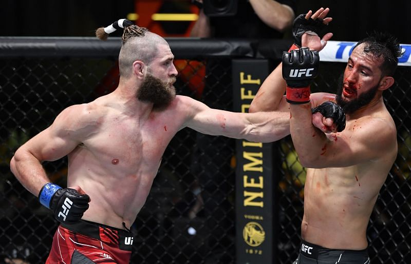 Jiri Prochazka is the fastest rising star the UFC light heavyweight division has seen since Jon Jones.