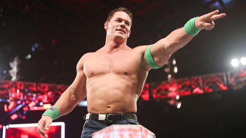 जॉन सीना को WWE के सबसे महानतम सुपरस्टार्स में से एक माना जाता है