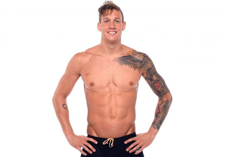 Dressel during Team USA Portraits For Tokyo 2021