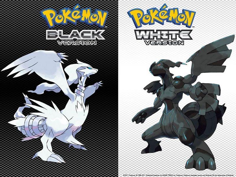 Pokemon Black and White (Image via Game Freak)