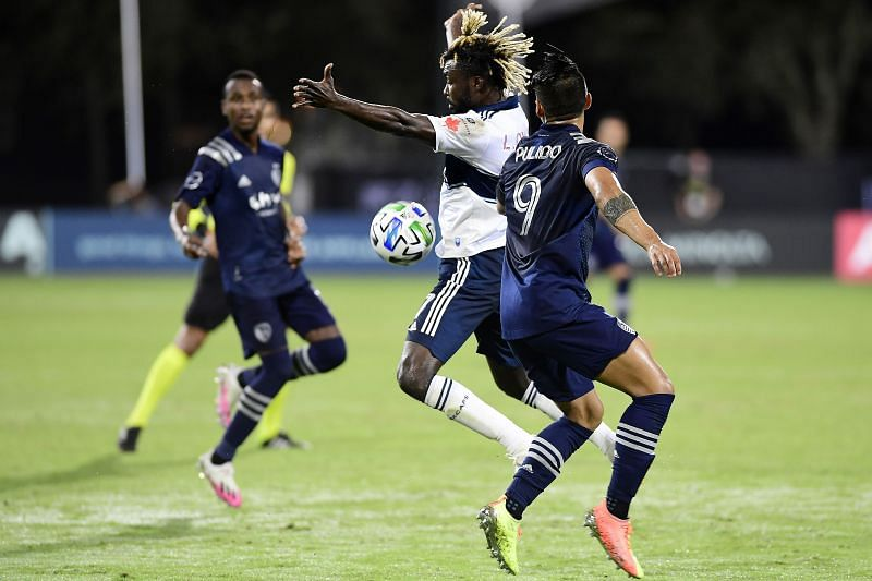 Vancouver Whitecaps have a few injury concerns