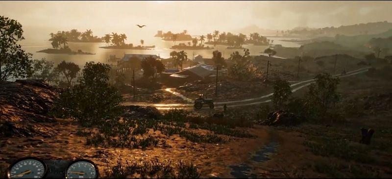 Atmosphere in gameplay footage (image via Ubisoft)