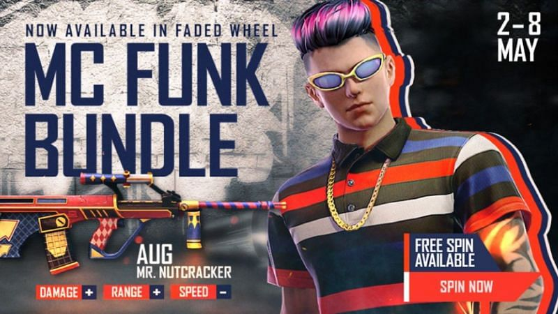 How to get MC Funk Bundle in Free Fire (Image via Free Fire)