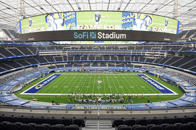 Dallas Cowboys vs Los Angeles Rams