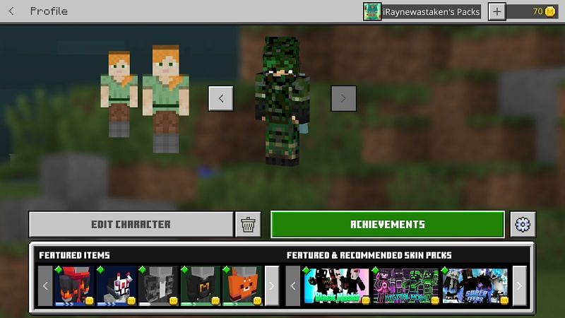 How to View your Minecraft Achievements