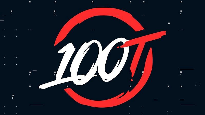 100 Thieves eliminated in Round 2 (Image via 100 Thieves)