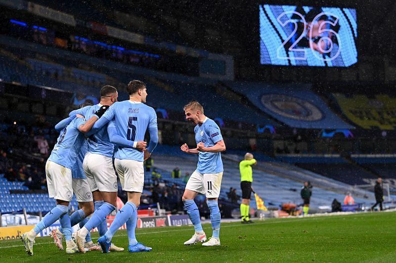 Manchester City v Paris Saint-Germain - UEFA Champions League Semi Final: Leg Two