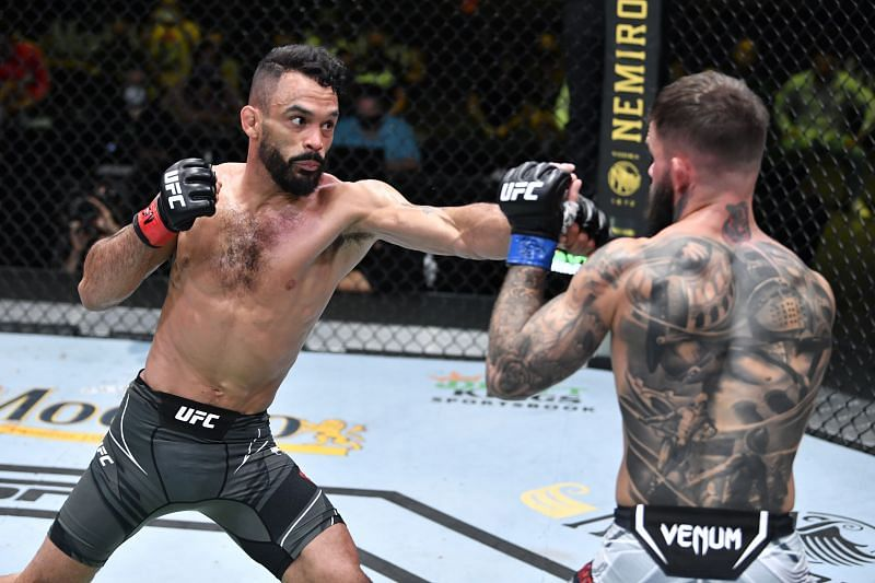 Rob Font won a convincing victory over Cody Garbrandt