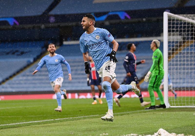 Manchester City v Paris Saint-Germain - UEFA Champions League Semi-Final: Leg Two