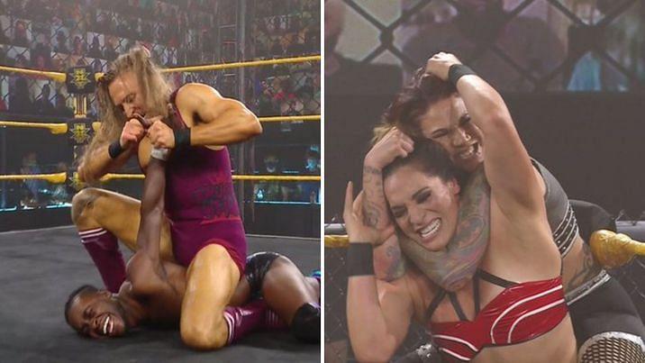Leon Ruff felt the force of the Bruiserweight; could Mercedes Martinez dethrone the NXT Women