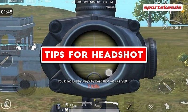 Sharing the best tips to land accurate headshots on enemies in PUBG Mobile Lite