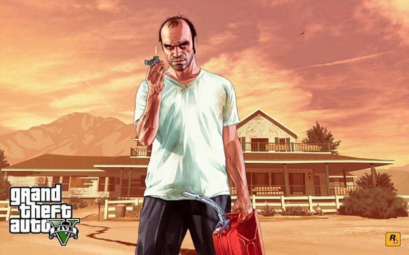 To many, Trevor is the craziest GTA hero (Image via comicbook.com)