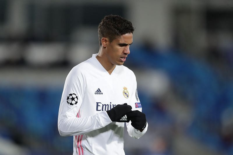 Raphael Varane of Real Madrid. (Photo by Gonzalo Arroyo Moreno/Getty Images)