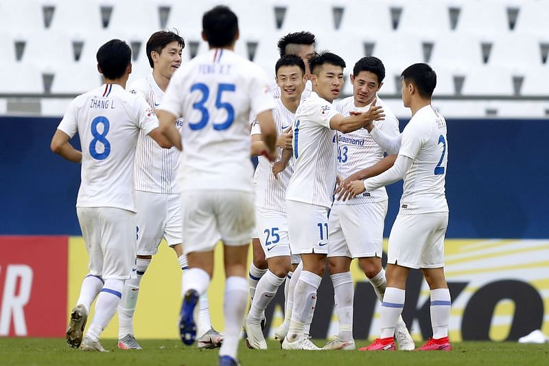 Shanghai Shenhua will host Shanghai Port FC