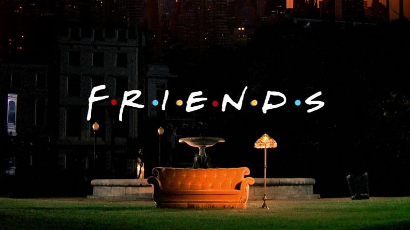 """Still from opening intro of """"Friends"""" (Image via Facebook)"""