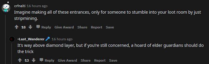 One Redditor raises a valid point (Image via Reddit)