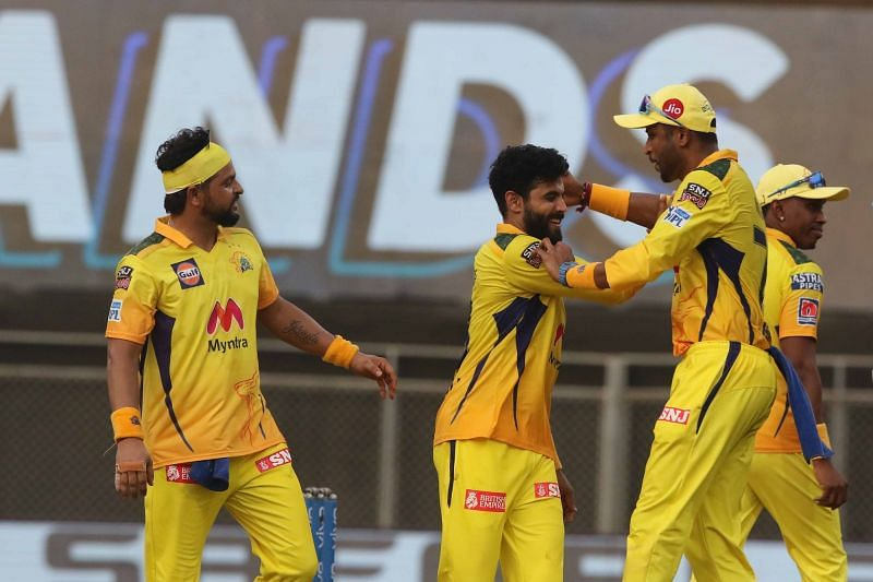 Ravindra Jadeja has been a game-changer for the Chennai Super Kings in IPL 2021 (Image Courtesy: IPLT20.com)