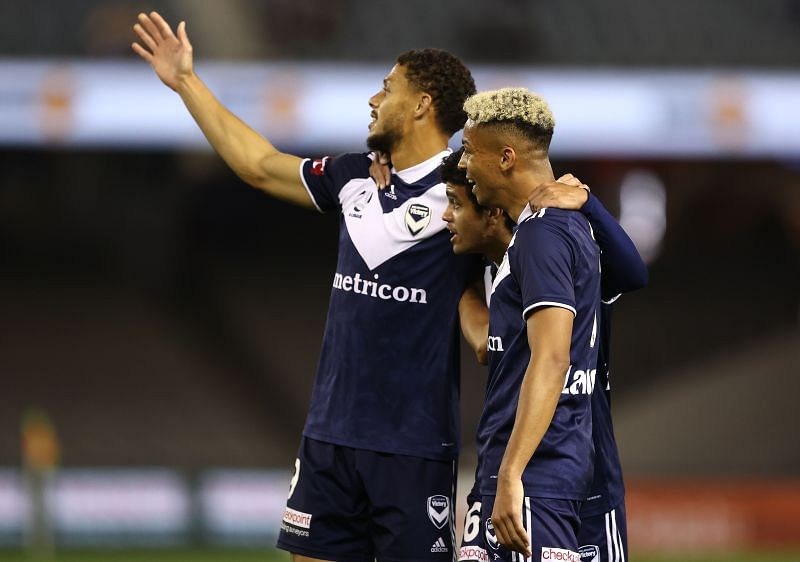 Melbourne Victory take on Macarthur this week