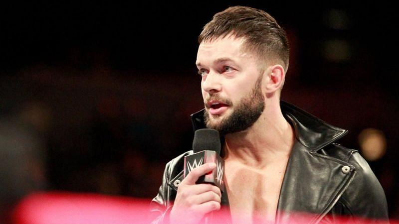 Finn Balor appeared on WWE