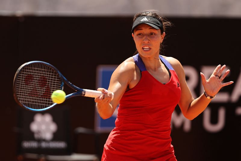 Jessica Pegula will look for an early advantage in the match.