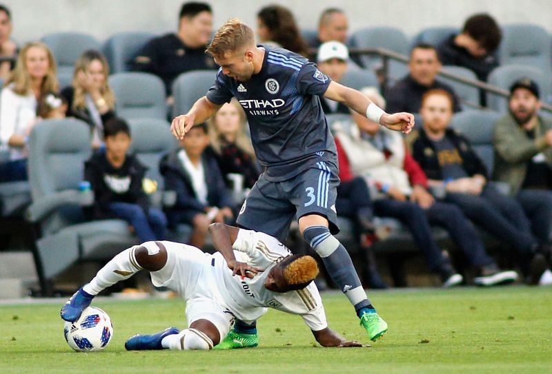 New York City FC take on Los Angeles FC this weekend