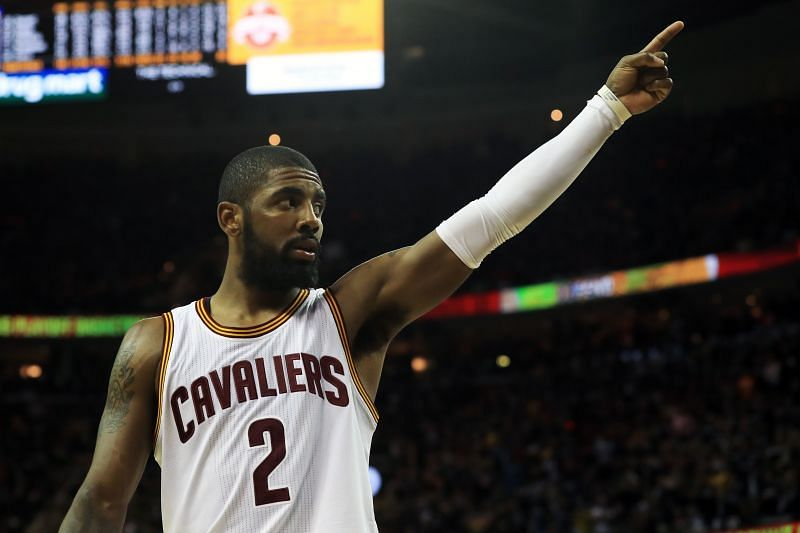 Kyrie Irving was drafted by the Cleveland Cavaliers.