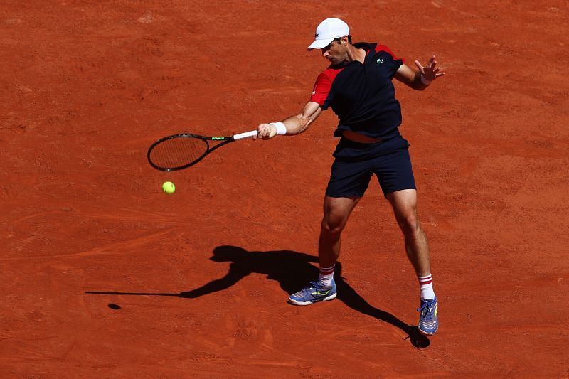 Pablo Andujar made Dominic Thiem pay for his errors