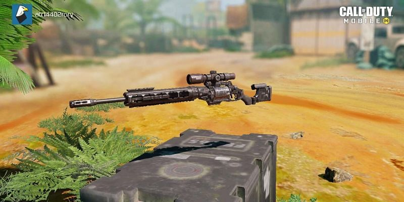 Outlaw serves as an update to DL Q33 except for range (Image via Activision)
