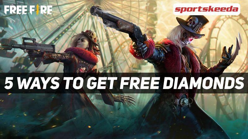 5 ways to get Free Fire diamonds at no cost (Image via Sportskeeda)
