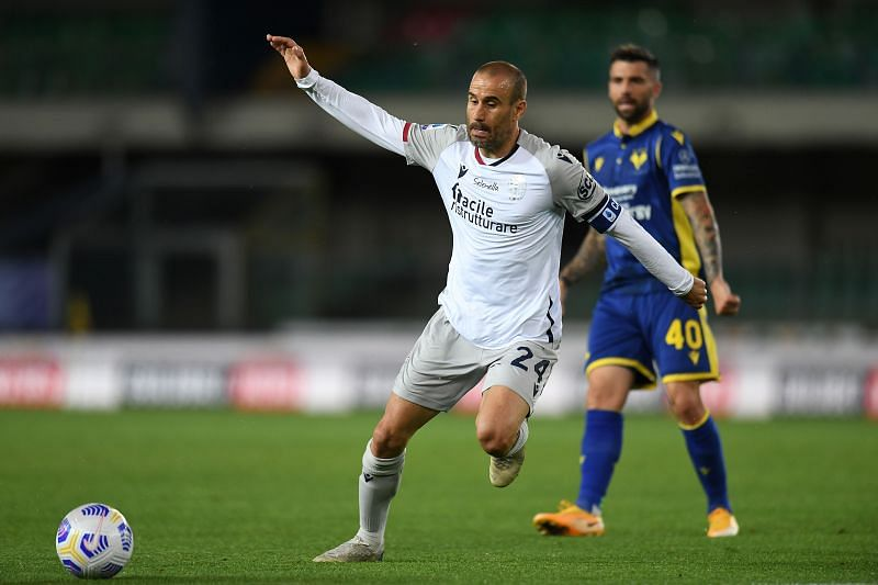 Hellas Verona need to win this game