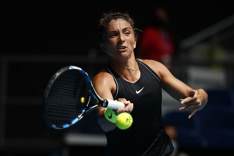 Sara Errani will be hopeful of putting up a strong showing at her home event.