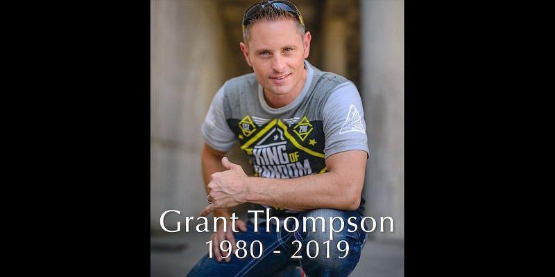 Still of Grant Thompson/Image via Twitter