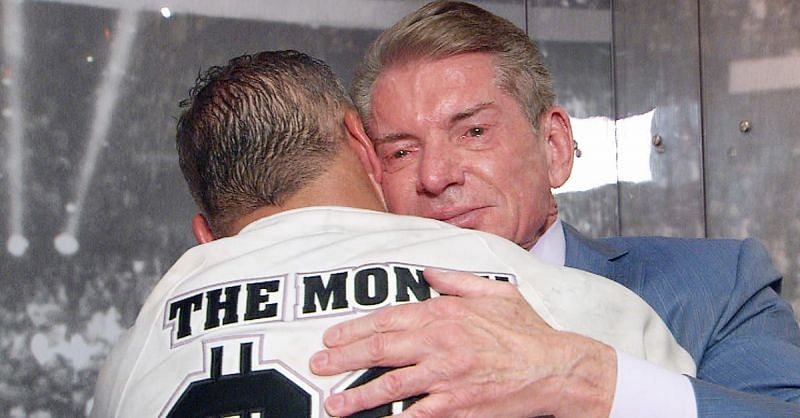 WWE Chairman Vince McMahon (Credit: WWE)
