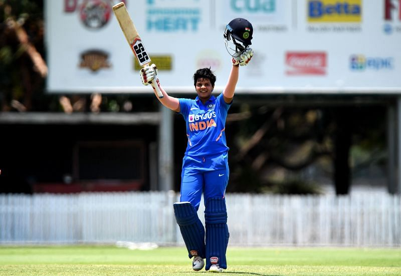 Shafali Verma's father confirmed her WBBL signing