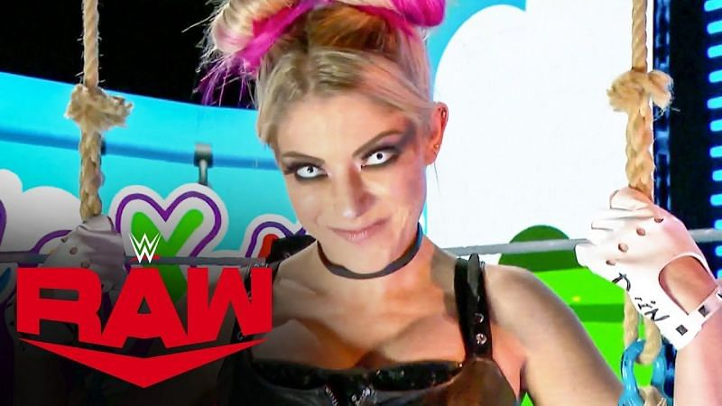 Alexa Bliss could let us know Lilly