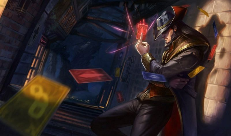 Twisted Fate (Image via Riot Games)