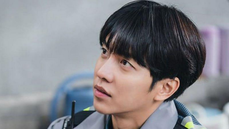 "Lee Seung Gi as Jung Ba Reum in ""Mouse"" (Image via tvN/Rakuten Viki)"