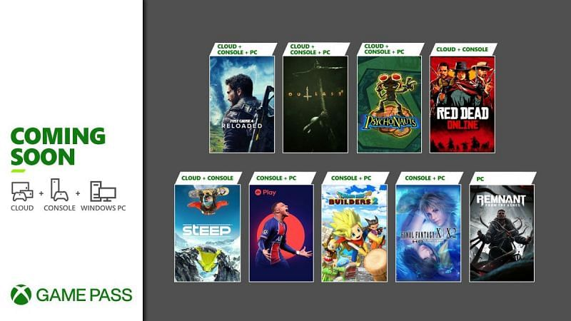 Throughout May, several great games will make their way onto the Xbox Game Pass (Image via Xbox Wire)