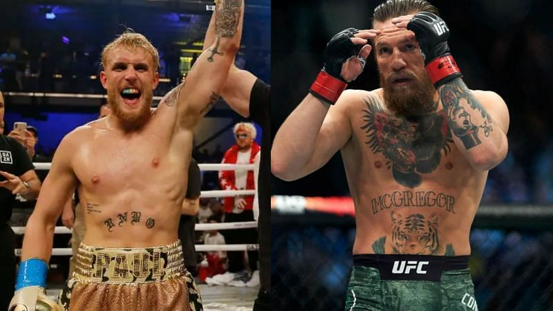Is a potential Conor McGregor vs Jake Paul fight likely to happen in 2021?
