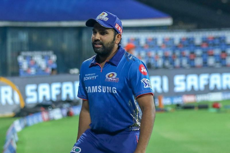 Rohit Sharma was his usual self in IPL 2021