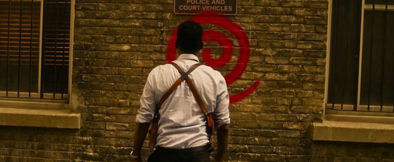 Spiraling Down the Rabbit Hole {Image via Lionsgate}
